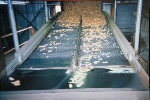 Synsteel sawmill chip screen